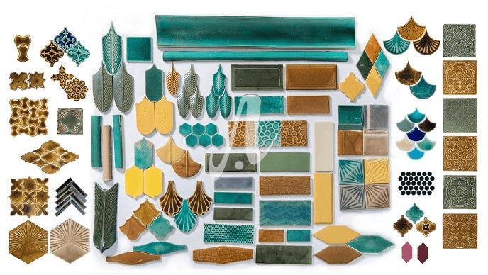 Gạch mosaic thủy tinh là gì?