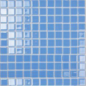 Gạch mosaic thủy tinh đơn màu 10