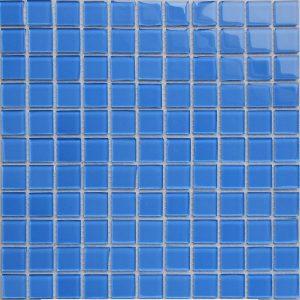 Gạch mosaic thủy tinh đơn màu 11