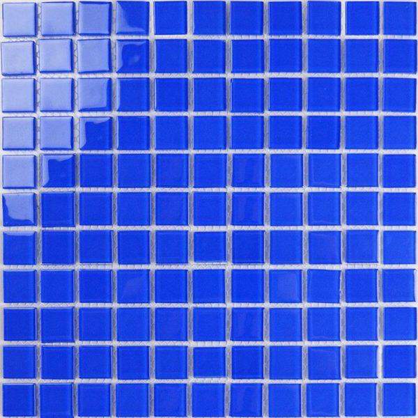 Gach mosaic thuy tinh don mau 12