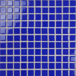 Gạch mosaic thủy tinh đơn màu 13