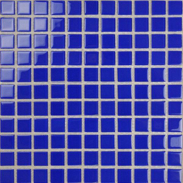 Gach mosaic thuy tinh don mau 13