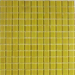 Gạch mosaic thủy tinh đơn màu 14