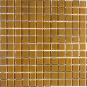 Gạch mosaic thủy tinh đơn màu 15