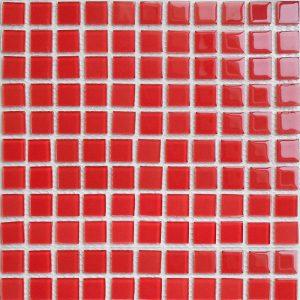 Gạch mosaic thủy tinh đơn màu 16