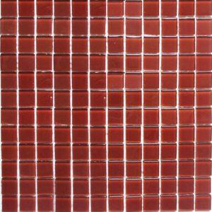 Gạch mosaic thủy tinh đơn màu 17