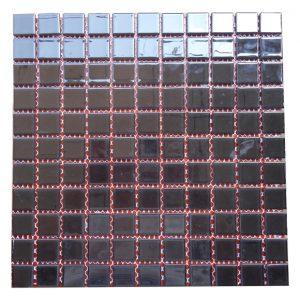 Gạch mosaic thủy tinh đơn màu 18