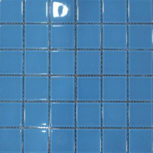 Gạch mosaic thủy tinh đơn màu 02