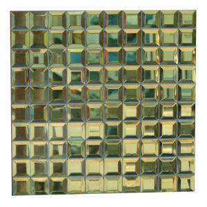 Gạch mosaic thủy tinh đơn màu 20