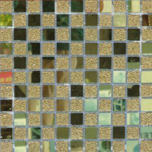 Gạch mosaic thủy tinh đơn màu 22