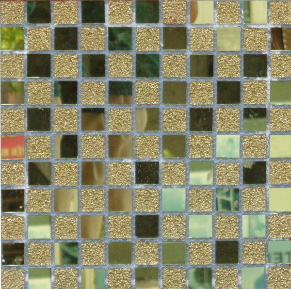 Gach mosaic thuy tinh don mau 22