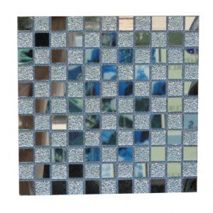 Gạch mosaic thủy tinh đơn màu 23