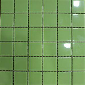 Gạch mosaic thủy tinh đơn màu 04