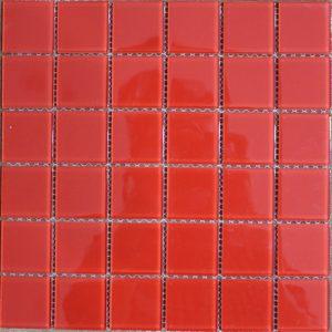 Gạch mosaic thủy tinh đơn màu 06