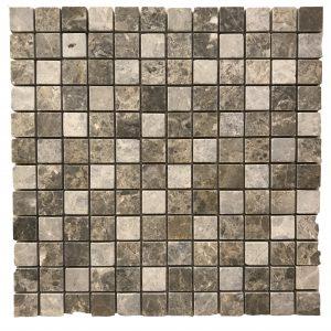 Mosaic đá tự nhiên 23×23 11