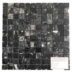 Mosaic đá tự nhiên 23×23 12