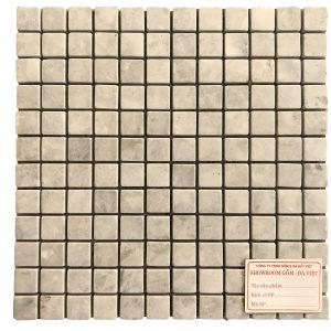 Mosaic đá tự nhiên 23×23 14