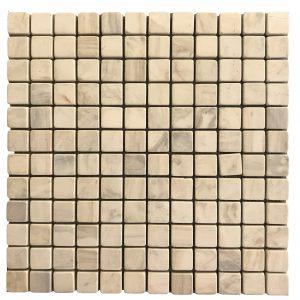 Mosaic đá tự nhiên 23×23 15