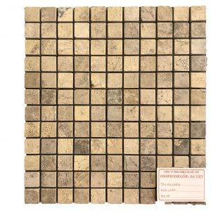 Mosaic đá tự nhiên 23×23 16