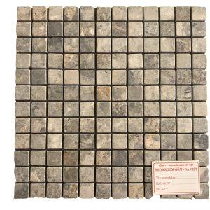 Mosaic đá tự nhiên 23×23 19