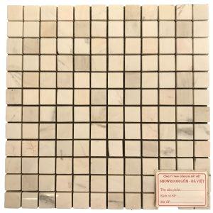 Mosaic đá tự nhiên 23×23 02