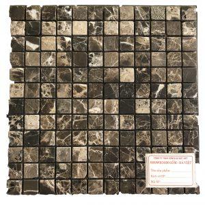 Mosaic đá tự nhiên 23×23 24