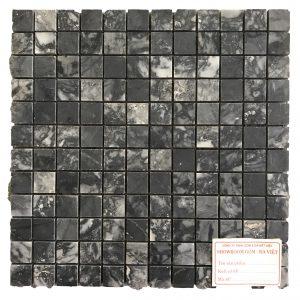 Mosaic đá tự nhiên 23×23 26