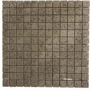 Mosaic đá tự nhiên 23×23 27