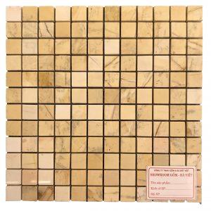 Mosaic đá tự nhiên 23×23 04