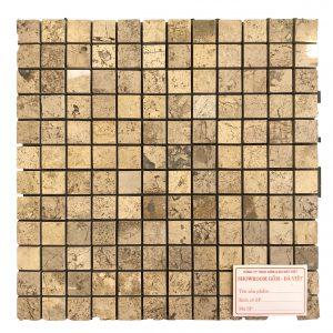 Mosaic đá tự nhiên 23×23 06