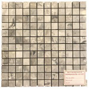 Mosaic đá tự nhiên 23×23 07