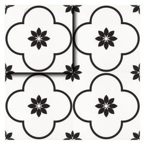 Gạch bông ceramic 30×30 01