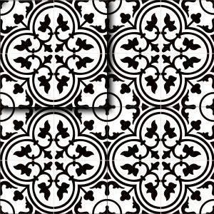 Gạch bông ceramic 30×30 10