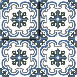 Gạch bông ceramic 30×30 11
