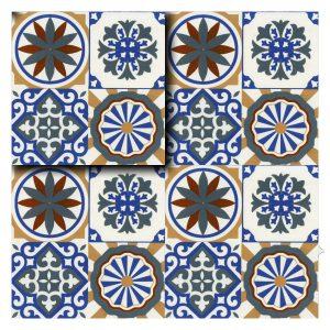 Gạch bông ceramic 30×30 15