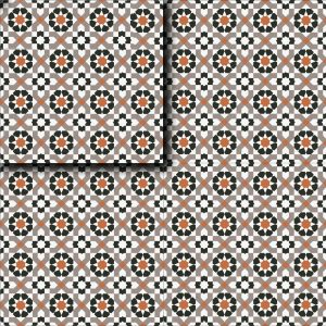 Gạch bông ceramic 30×30 16