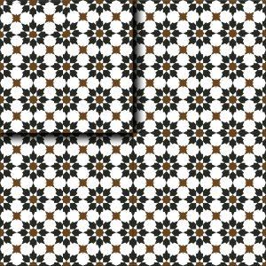 Gạch bông ceramic 30×30 17