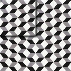 Gạch bông ceramic 30×30 18