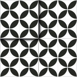 Gạch bông ceramic 30×30 03