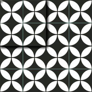 Gạch bông ceramic 30×30 04