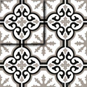 Gạch bông ceramic 30×30 05