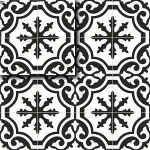 Gạch bông ceramic 30×30 06