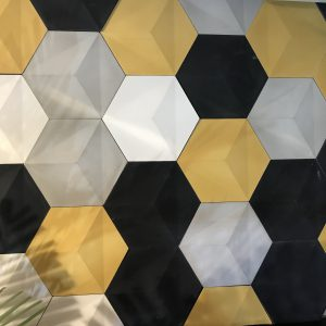 Gạch bông cổ điển hexagon 27