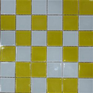 Gạch mosaic thủy tinh trộn màu 13