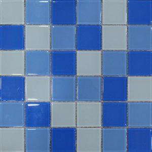 Gạch mosaic thủy tinh trộn màu 03