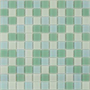 Gạch mosaic thủy tinh trộn màu 34