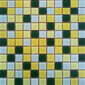 Gạch mosaic thủy tinh trộn màu 39