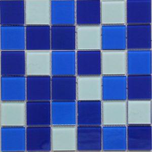 Gạch mosaic thủy tinh trộn màu 05