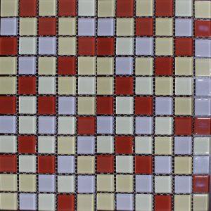 Gạch mosaic thủy tinh trộn màu 53