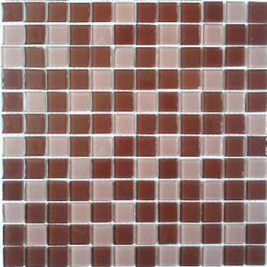 Gạch mosaic thủy tinh trộn màu 56
